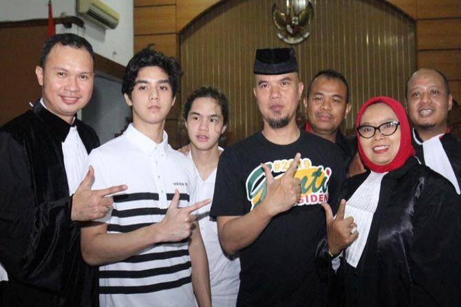 Keluarga Ajukan Penangguhan Penahanan untuk Ahmad Dhani