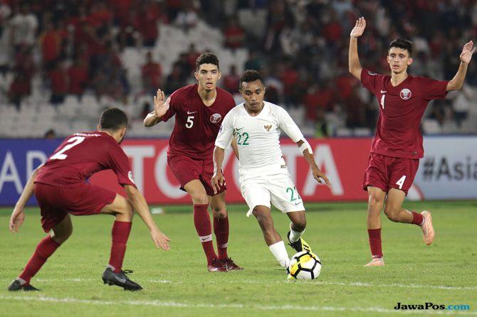 Piala Asia U-19 2018, Timnas U-19 Indonesia, Qatar, Todd Ferre, Rivaldo Todd Ferre