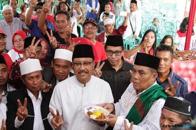 Aktivis dan Kiai Madura Dukung Gus Ipul-Puti
