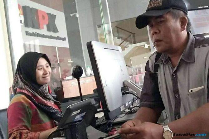 Rekening Gendut Istri Calon Bupati Karanganyar