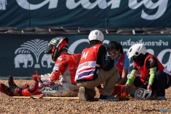 Jorge Lorenzo, Ducati, MotoGP Thailand, Sirkuit Internasional Chang