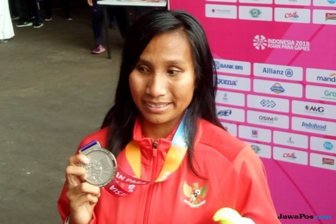 Asian Para Games 2018, INAPGOC, Kemenpora, Indonesia, altetik, Ni Made Arianti Putri