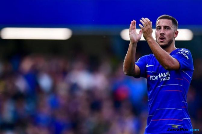 Chelsea, bursa transfer pemain, real madrid, eden hazard