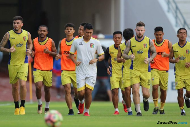 Mitra Kukar, Liga 1 2018, Rahmad Darmawan, Bali United