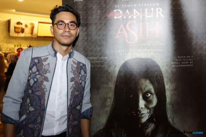 Alasan Darius Main Film Horor Setelah Satu Dasarwarsa
