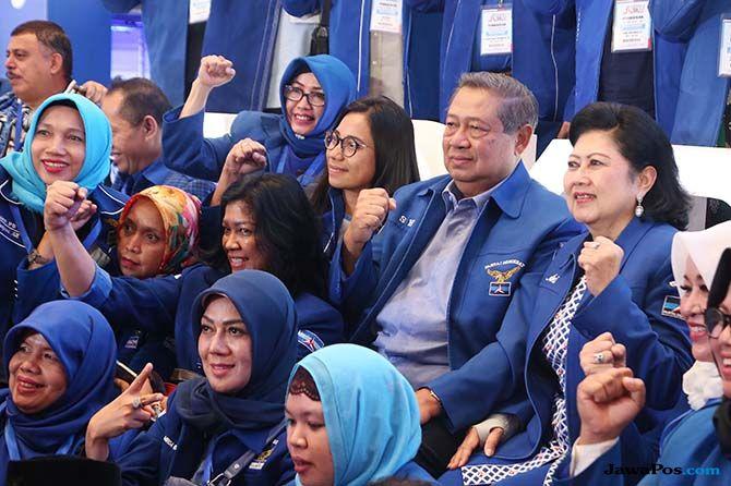 Alasan Demokrat Kenapa SBY dan AHY Baru Turun pada Maret untuk Prabowo