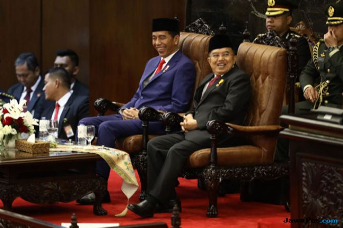 Alasan Jokowi Naikkan Gaji PNS dan Pensiunan 5 Persen di Tahun Politik