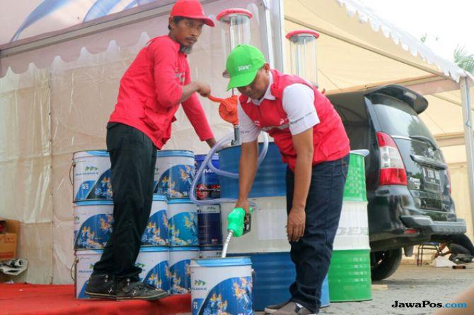 Alasan Pertamina Soal Lambatnya Distribusi BBM ke Palu dan Donggala