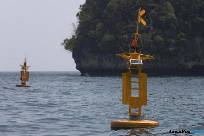 Alat Deteksi Tsunami Hilang, Polisi: Solar Cell Saja Dikira Cermin