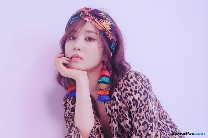 Album Solo Yuri SNSD Puncaki Chart iTunes di Seluruh Dunia