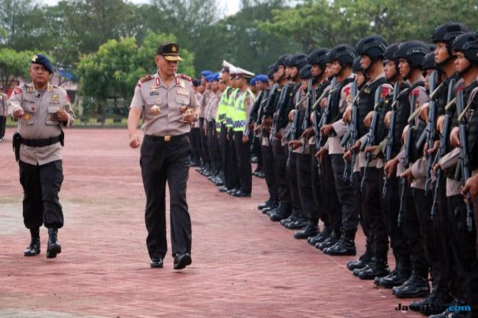 BKO Polda Papua