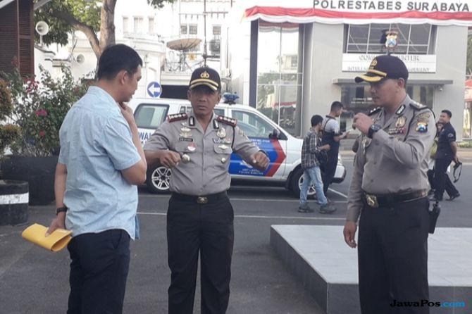 Amankan UCLG ASPAC, Polrestabes Surabaya Kerahkan Sepertiga Kekuatan