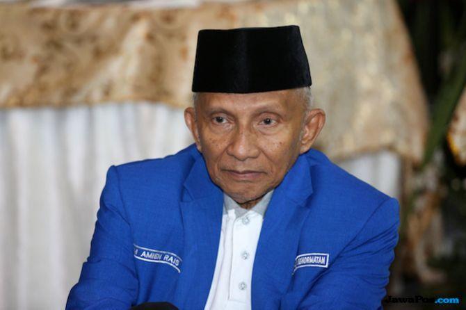 Amien Rais Kritik Revolusi Mental Jokowi, Ma'ruf Amin Bilang Begini
