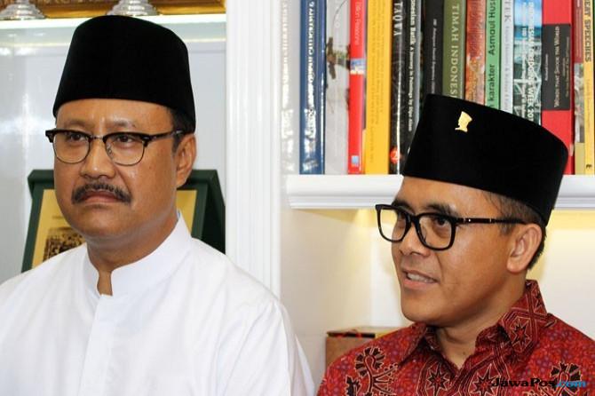 Saifullah Yusuf dan Abdullah Azwar Anas
