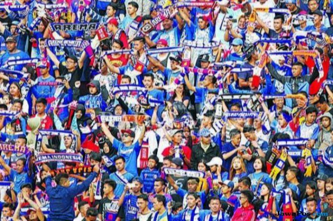 Arema FC, Aremania, Persebaya Surabaya, LIga 1 2018,