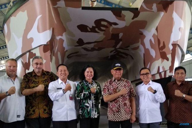 Antasena, Tank Boat Pertama di Dunia Buatan Indonesia, Dipesan Rusia