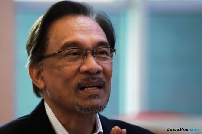 Anwar Ibrahim Naik Banding Soal Tuduhan Sodomi September Mendatang
