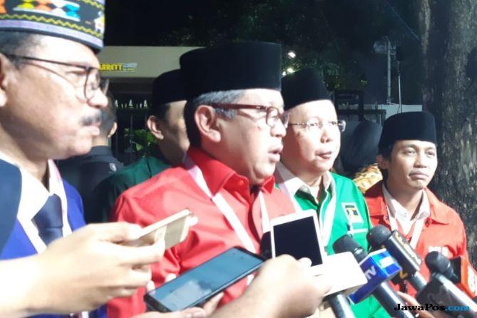 Apa Pun yang Terpilih, Jokowi-Ma'ruf Sudah Siapkan Makna Nomor Urut