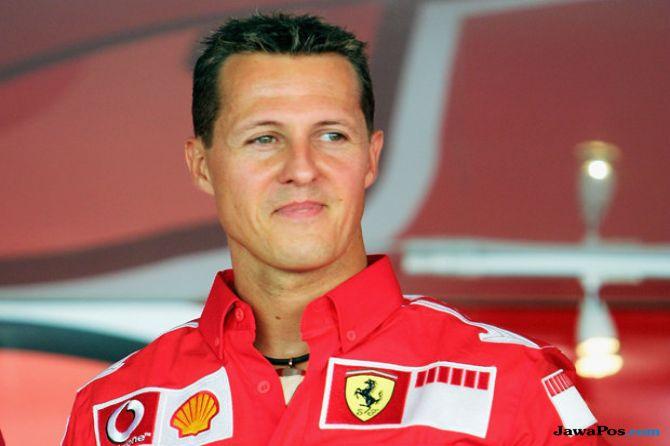Michael Schumacher, F1, aplikasi Michael Schumacher