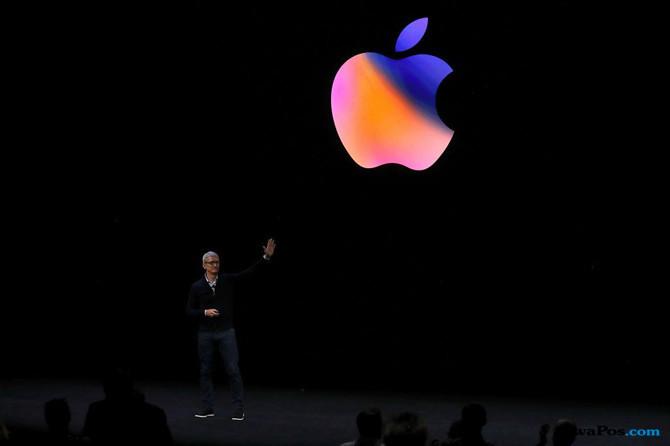 Apple, Tim Cook, chipset a12