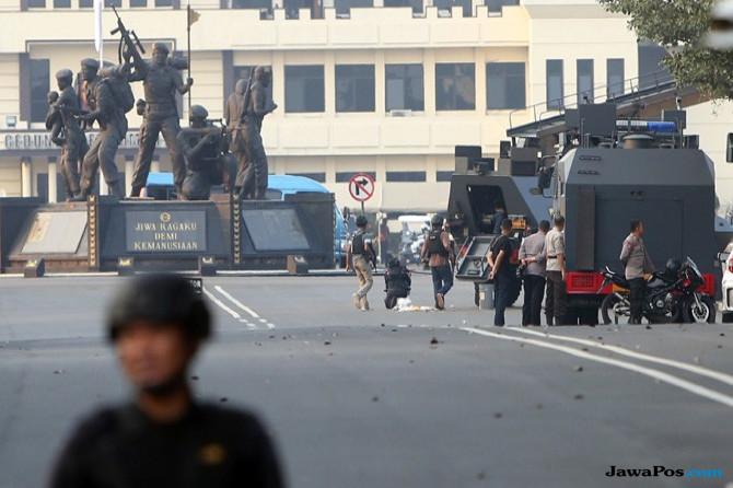 Apresiasi Umat Islam terhadap Ultimatum Polri saat Tumpas Teroris