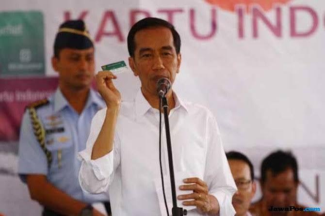 April 2019, Jokowi Cairkan Bansos PKH, Mensos: Tidak Terkait Politik
