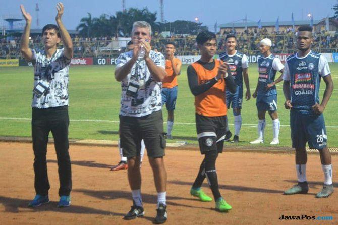 Arema FC, Persebaya Surabaya, Liga 1 2018