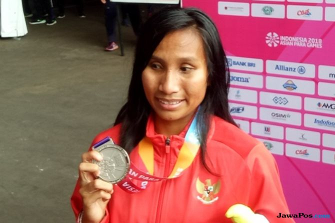 Asian Para Games 2018, INAPGOC, Kemenpora, Indonesia, atletik, Ni Made Arianti Putr