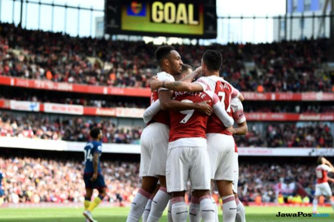 Premier League 2017-2018, Liga Inggris, Arsenal, West Ham United, Prediksi Arsenal vs West Ham United