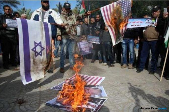 palestina, AS, trump,