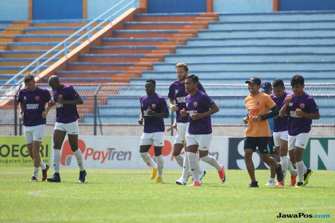 PSM Makassar, Liga 1 2018, PSMS Medan, Robert Rene Alberts