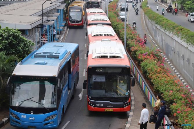 Asian Para Games, Dishub DKI Siapkan 930 Unit Kendaraan