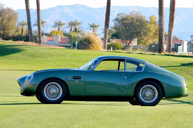 Aston Martin DB Zagato Tahun 60-an Dihargai Rp 185 M, Apa Istimewanya?