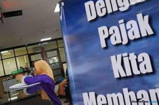 Asumsi Berubah, Target Penerimaan Pajak Non Migas Jadi Rp 1.511Triliun