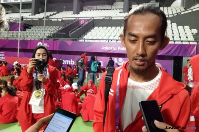 Pevi Permana Putra, Skateboard, Asian Games 2018