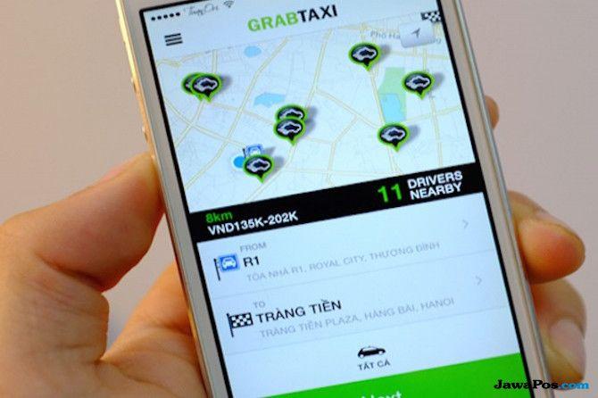 Aturan Baru Taksi Online Menunggu Persetujuan Kemenkumham