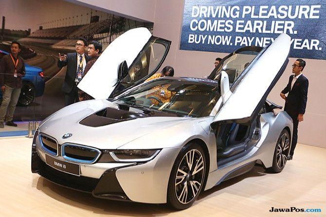 Aturan PPnBM Dihapus, Mobil Listrik Bisa Bebas Pajak