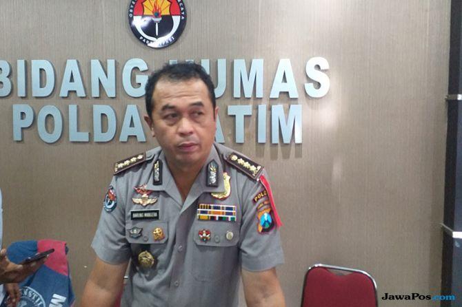 Back up Pengamanan, Polda Jatim Kirim Satu Kompi Pasukan ke Papua