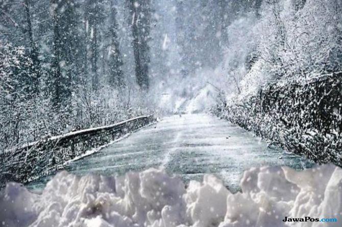 badai salju, salju, austria, jerman,