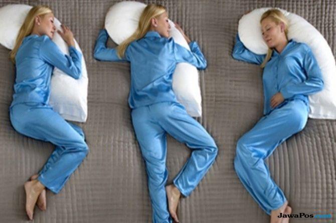 Baik untuk Kesehatan, Ini Posisi Tidur yang Direkomendasikan Ahli