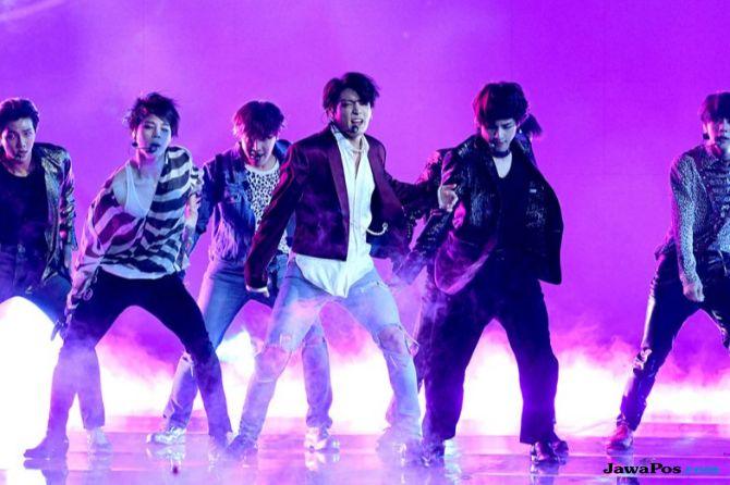 Bakal Dipasarkan ke Mancanegara, BTS Rilis Film Dokumenter