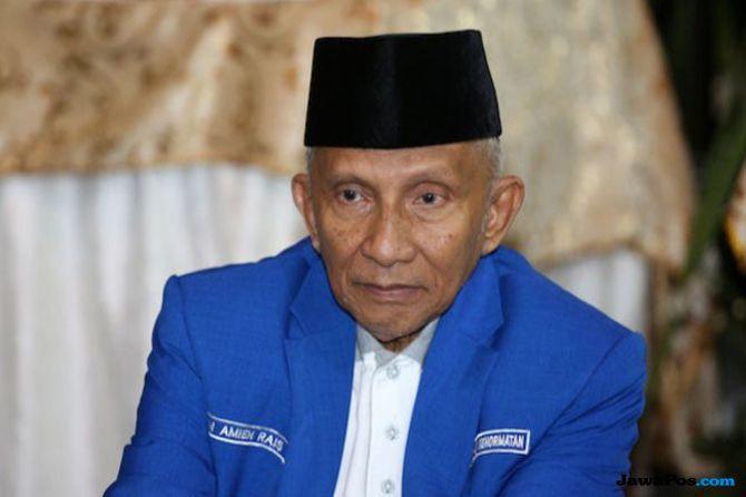 Bakal Jewer Haedar, Kubu Jokowi Pertanyakan Kenegarawanan Amien Rais