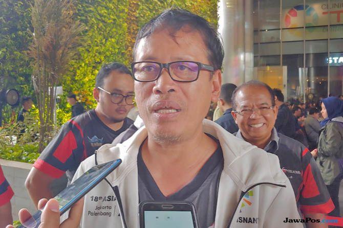Raden Isnanta Kemenpora, Kemenpora E-Sport, Kemenpora Game Center