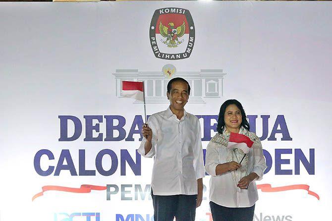 Bantah Serang Personal, Jokowi: Personal Itu Kalau Soal Rumah Tangga