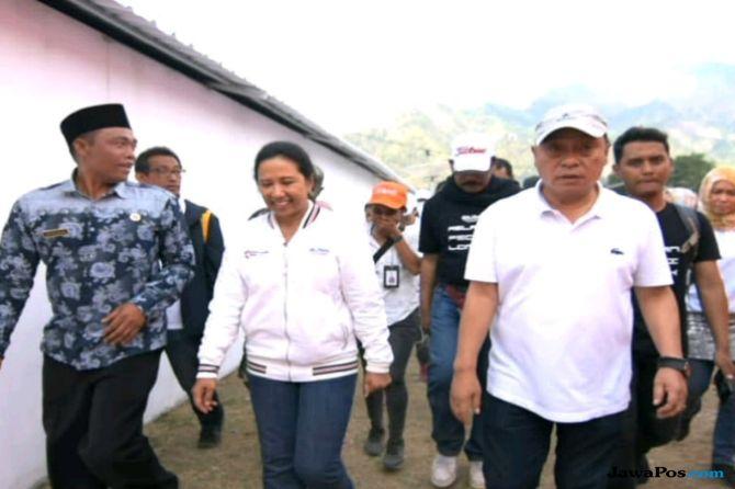 Bantu Rehabilitasi Korban Gempa Lombok, BTN Bangun 700 Unit Rumah