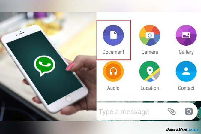 WhatsApp Kirim Foto, WhatsApp Foto Resolusi Tinggi, Kirim Foto WhatsApp