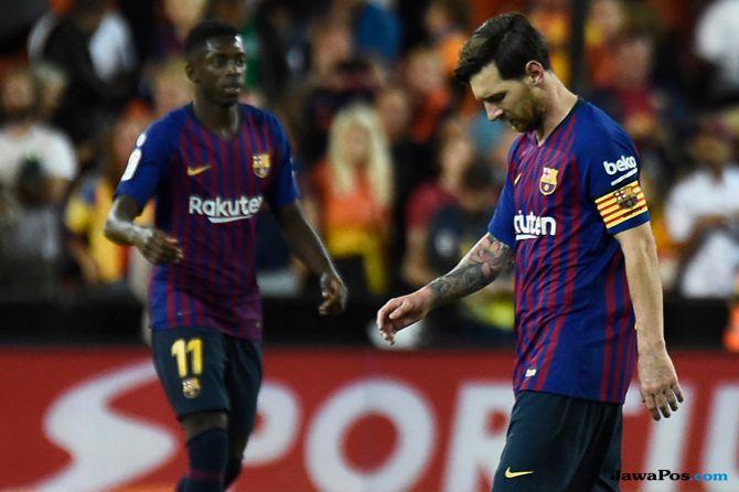 Barcelona, Valencia, Lionel Messi, Sevilla