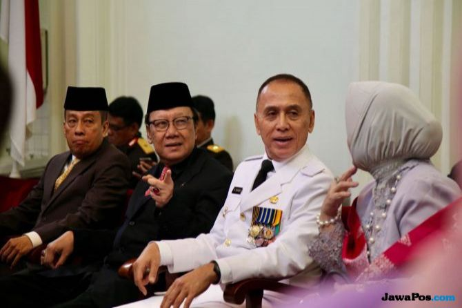 Baru Dilantik, Begini PR Iwan Bule di Jawa Barat