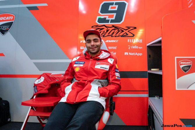 motogp 2018, Ducati, Danilo Petrucci, Andrea Dovizioso