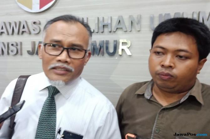 Bawaslu Jatim Tak Adil, Tim Hukum Khofifah-Emil lakukan Tabayyun